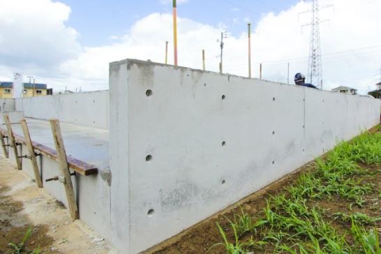 建物を支える強固な基礎